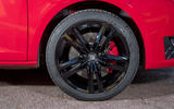 Seat Ibiza Cupra alloy wheels