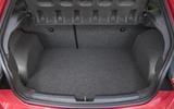 Seat Ibiza Cupra boot space