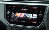 Seat Ibiza DAB radio system