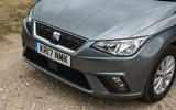 Seat Ibiza front end