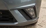 Seat Ibiza front foglights