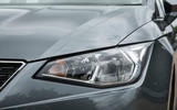 Seat Ibiza headlights