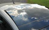 Seat Ibiza panoramic sunroof