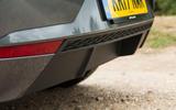 Seat Ibiza rear diffuser