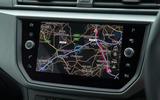 Seat Ibiza sat nav system