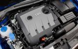 1.2-litre TSI Seat Leon engine