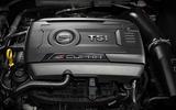 2.0-litre TSI Seat Leon Cupra engine