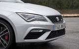 Seat Leon Cupra headlights