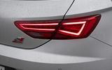 Seat Leon Cupra rear lights