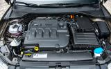2.0-litre Seat Leon X-Perience diesel engine
