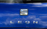Seat Leon 5dr hatch badging