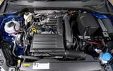 Seat Leon 5dr hatch engine bay