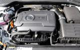 1.4-litre Seat Leon petrol engine