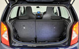 Seat Mii boot space