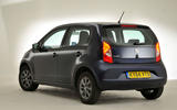 Seat Mii rear quarter