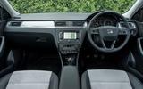 Seat Toledo dashboard