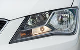Seat Toledo headlights