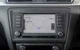 Seat Toledo infotainment system