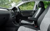 Seat Toledo interior