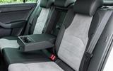 Seat Toledo rear seats