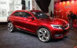 Wild Rubis-inspired DS 6WR SUV set for Beijing reveal