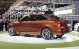 Production Ford Escort for Beijing reveal