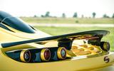 Sin R1 rear wing