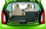Skoda Citigo seating flexibility