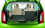 Skoda Citigo seating flexibility