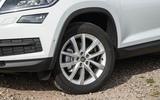 18in Skoda Kodiaq alloy wheels