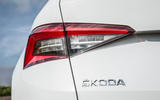 Skoda Kodiaq rear lights