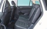 Skoda Kodiaq rear seats