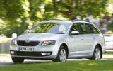 Skoda Octavia Estate 4x4 first drive review