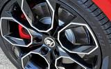 19in Skoda Octavia vRS 245 alloy wheels