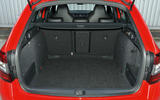 Skoda Octavia vRS 245 boot space