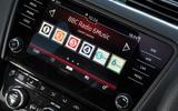 Skoda Octavia vRS 245 DAB radio