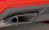 Skoda Octavia vRS 245 dual exhaust system