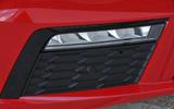 Skoda Octavia vRS 245 LED foglights