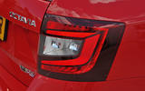 Skoda Octavia vRS 245 rear LED lights