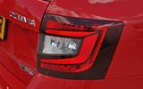 Skoda Octavia vRS 245 rear LED lights