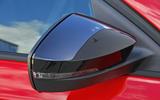 Skoda Octavia vRS 245 gloss black wing mirror