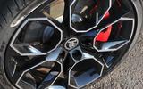 17in Skoda Octavia vRS alloy wheels