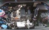 1.2-litre TSI Skoda Rapid engine