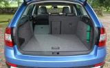Skoda Octavia Scout boot space