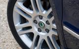 18in Skoda Superb alloy wheels