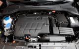 2.0-litre Skoda Yeti diesel engine