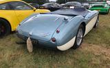 Austin Healey 3000 rear