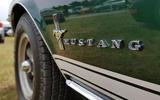 Ford Mustang Bullitt details