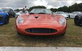 Jaguar XJ13 replica front