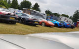 Goodwood Car Park